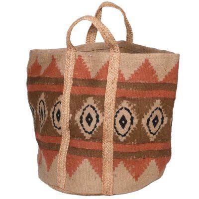 Aztec Weave Large Bag
