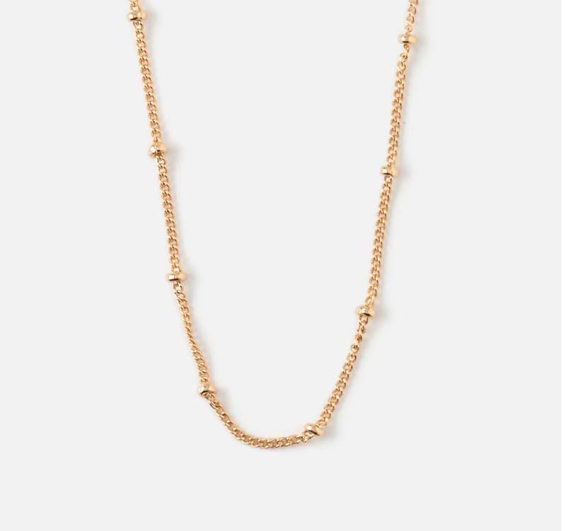 5.) Edit Satellite Necklace Chain