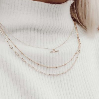 Edit Satellite Necklace Chain