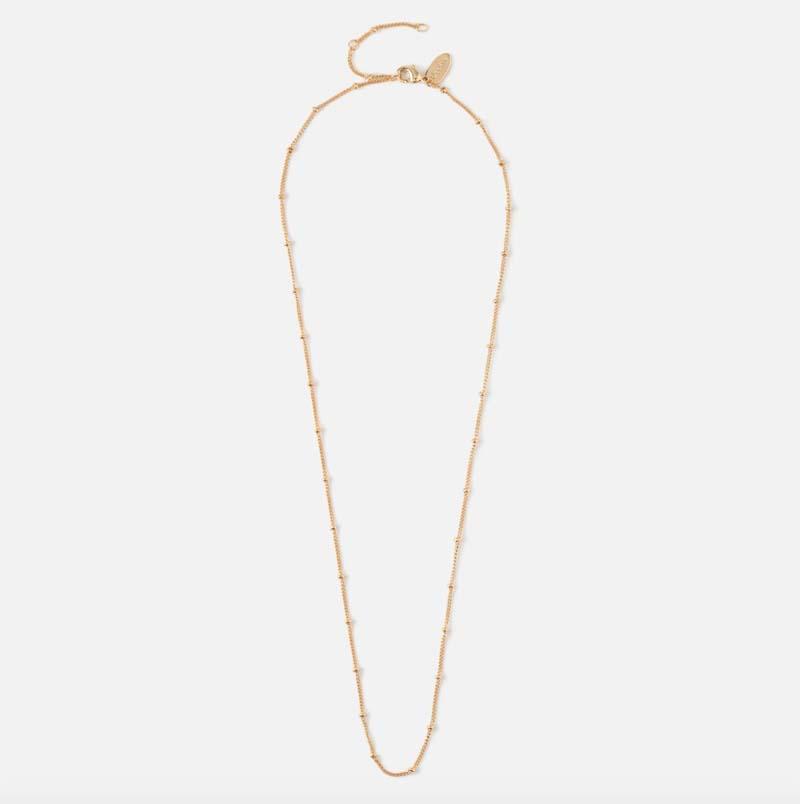 5b) Edit Satellite Necklace Chain