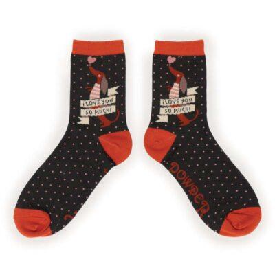 I Love you So Much Socks