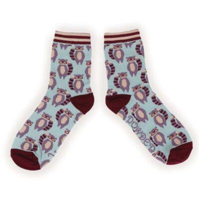 Racoon Raider Socks