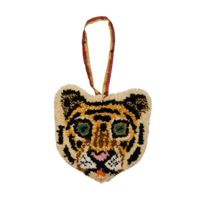 Cloudy Tiger Cub Hanger Front Doing Goods 1.45.10.003.100.5 White Web