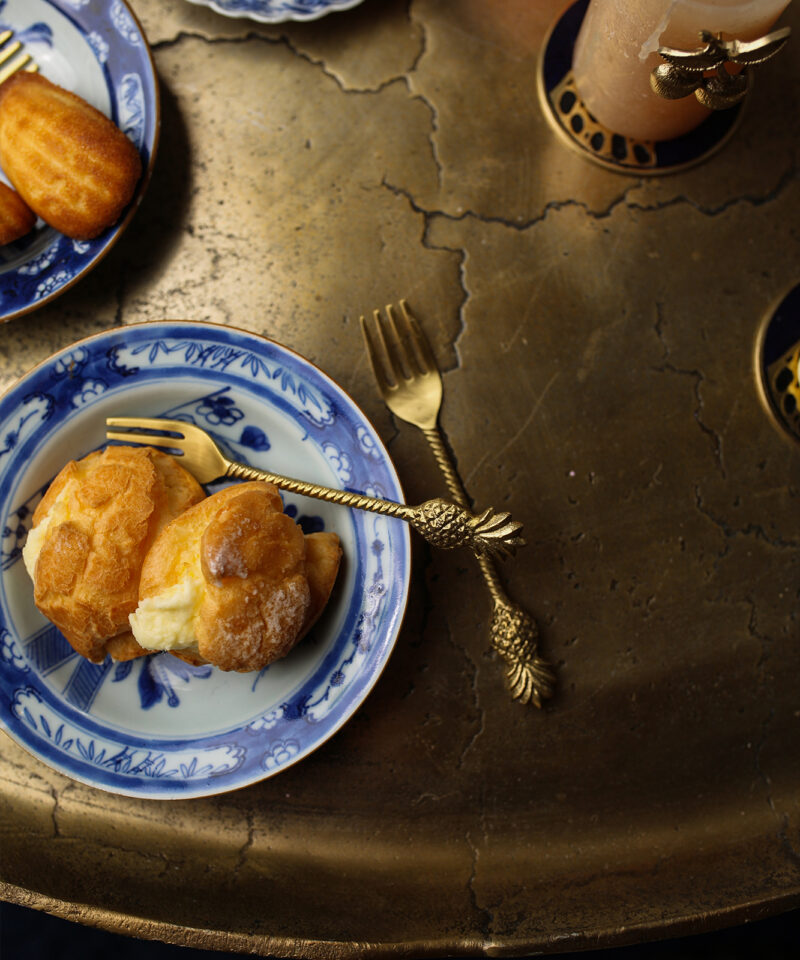 Pineapple Dessert Fork Doing Goods Vdven 1.30.10.007.921.4 1 Web